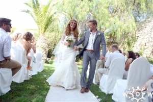 Testimonial Rachel and James // Wed Our Way Malta - Wedding Planner