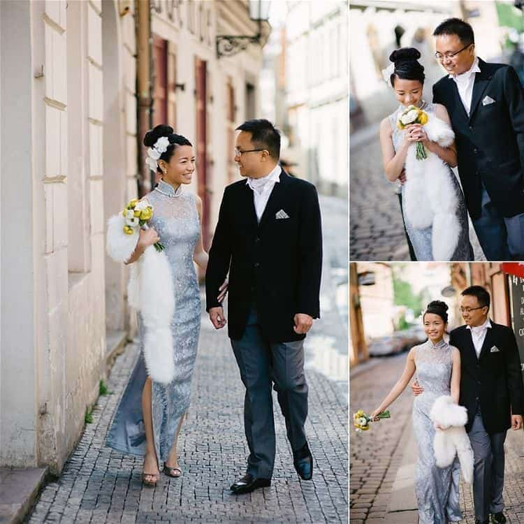 Vicky & Kevin Prague Wedding by White Prague Wedding Agency Photography by Claire Morgan