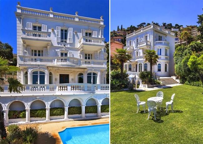 Wedding on the French Riviera - Venue Spotlight 4 Private Villas within 45 minutes of Nice // Villa Sol