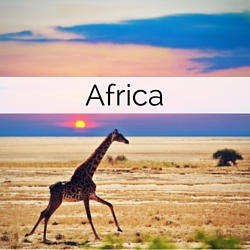 Wedding Abroad Destinations in Africa