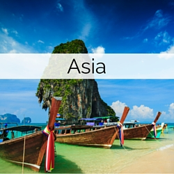 Wedding Abroad Destinations in Asia