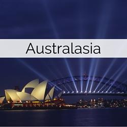 Wedding Abroad Destinations in Australasia