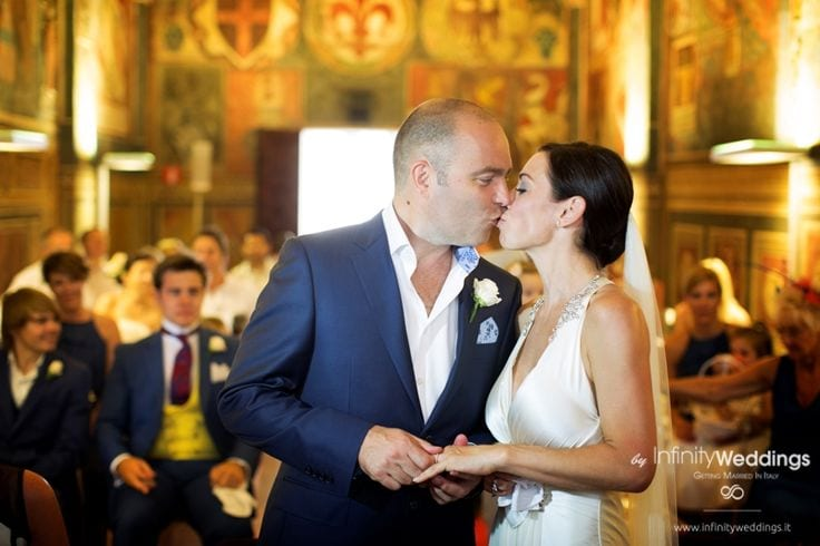 Wedding Ceremonies in Tuscany by Infinity Weddings & Events - weddingsabroadguide.com