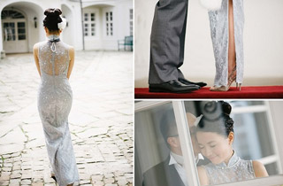 Styles and Fabrics for Wedding Dresses for Wedding Abroad