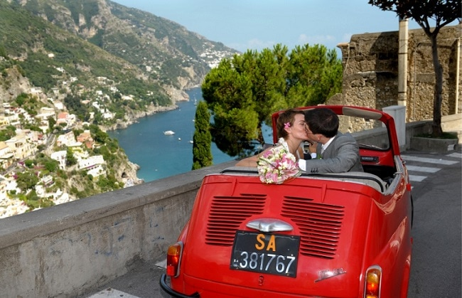Wedding Planner Forms - A guideline for the type of information you should provide wedding planners – The Amalfi Experience – weddingsabroadguide.com