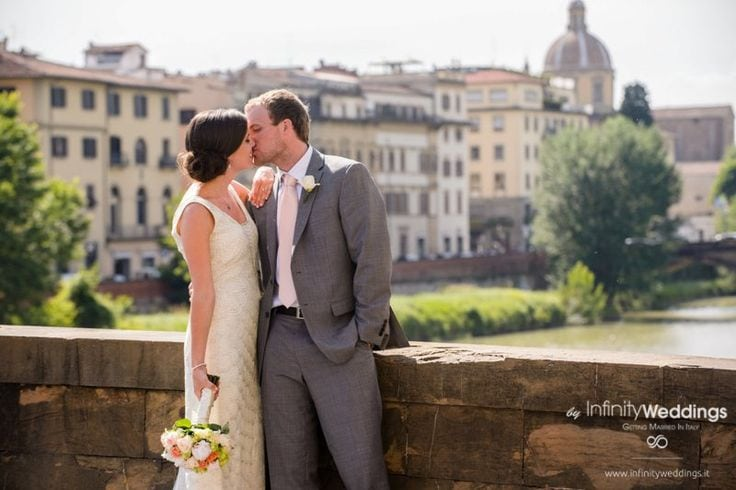 Destination Wedding Tuscany - Wedding in Florence by Infinity Weddings & Events - weddingsabroadguide.com