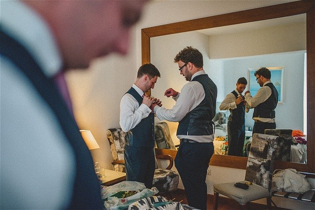 Matt & Emma's Wedding Sorrento Relais Blue Italy // Accent Events Wedding Planner // Livo Lacurre Photography