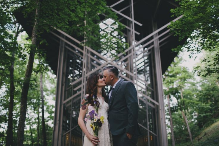 Real Weddings in the Americas // Cottonwoodstudios Photography