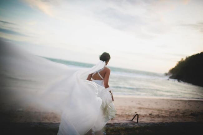 Beach wedding in Thailand // Deanne and Craig // Creative Events Asia // Aidan Dockery Photography