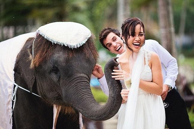 Wedding at the Merlin Beach Resort Thailand // Creative Event Asia // Aidan Dockery Photography