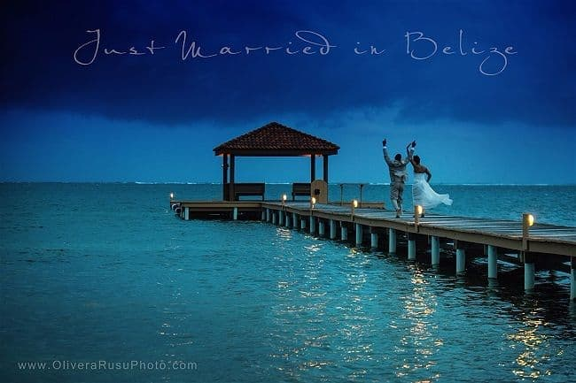 Getting Married in the Americas // Beach Weddings // Belize Weddings by Sandy Point Resotrs