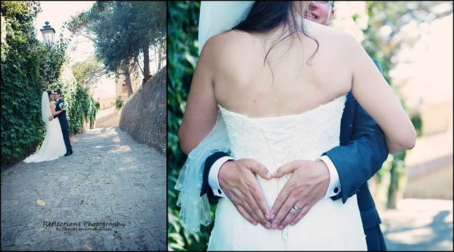 Claire & Tom's Wedding Santa Maria di Castellabate Italy // Italy Bride & Groom Weddings // Chantal Lachance-Gibson Photography