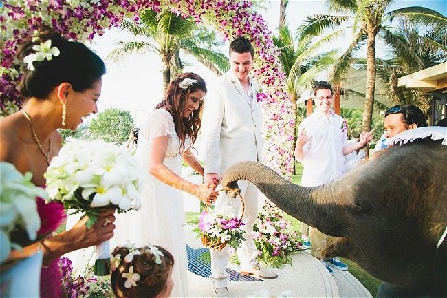 Creative Events Asia - Wedding Planners Thailand