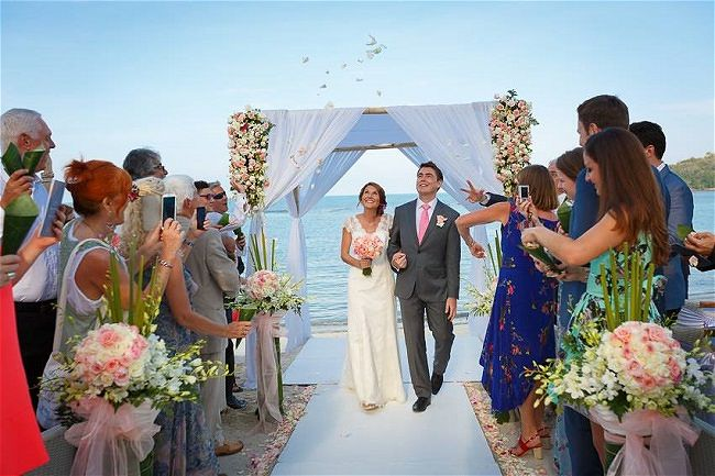 Getting Married in Asia // Creative Events Asia - Wedding Planners Thailand