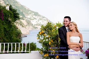 Chris & Vanessa Wedding Blessing Italy // Daborah Taliani Wedding Celebrant Italy