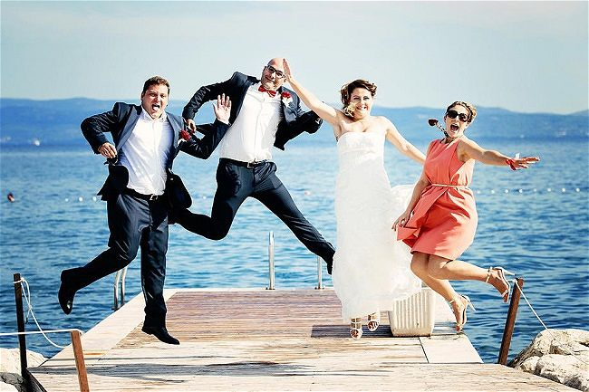 9 Reasons to Get Married in Croatia by Dreamtime Croatia Wedding & Events Planner // Photography Igor Cubela