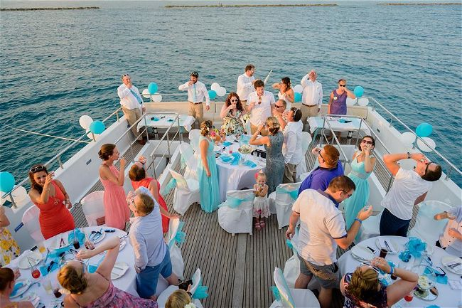 5 Exceptionsl Exclusive Use Wedding Abroad Venues In Europe Yacht Weddings
