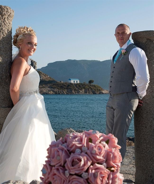 Average Cost Of A Wedding Abroad: Wedding Planner In Kos, Greece