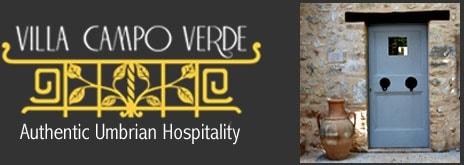 Villa Campo Verde Luxury Private Wedding Villa Umbria Italy
