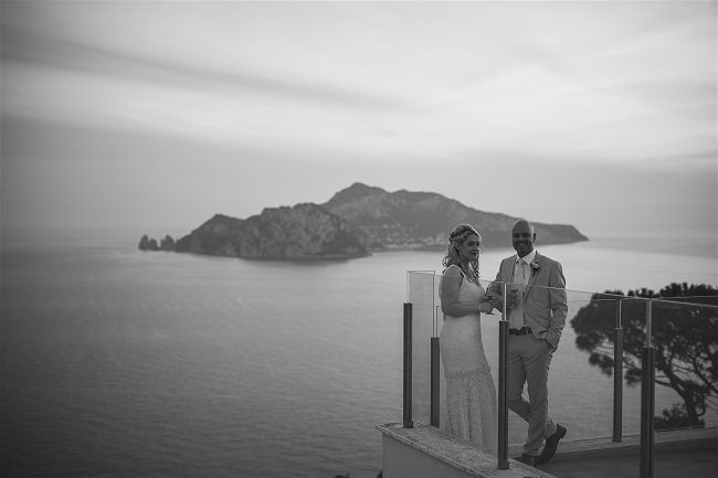 Suzanne & Daniel's intimate wedding in Sorrento // Accent Events // The Bros Photography