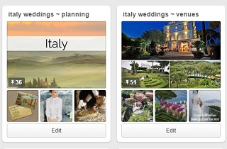 Follow weddingsabroadguide on Pinterest for Wedding Venues in Italy & Italy Wedding Planning Tips