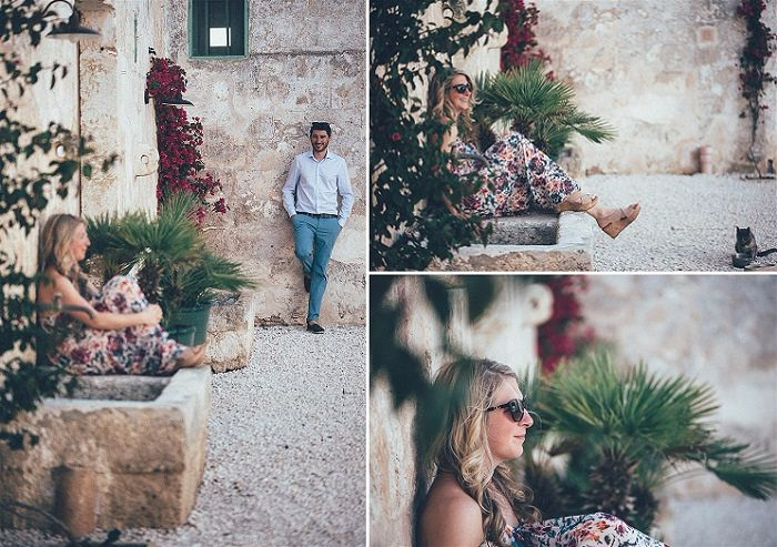 Jo & Dan's Pre-Wedding Session in Puglia // In the Mood for Love Weddings // Francesco Gravina