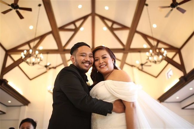 Read Joanarc & Brian's Tagaytay Highlands Wedding story, & see their stunning photographs by the talented Toto Villaruel.