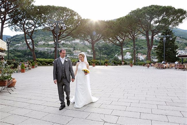 Lauren & Stuart's Ravello Wedding Film // Accent Events Francesco Quaglia // Alfonso Longobardi