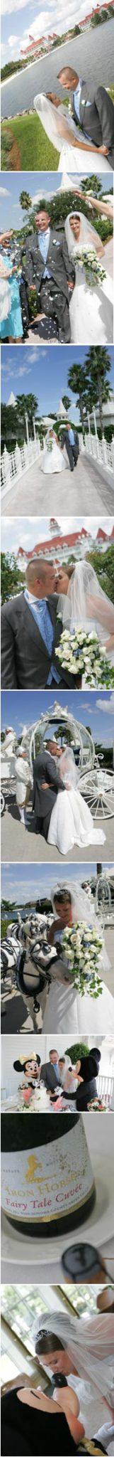 real wedding in disney world florida