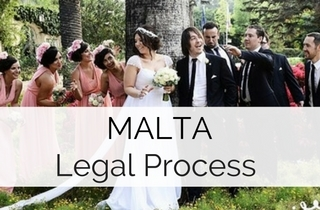 Malta Destination Wedding Guide - Top Ceremony Venue Picks & Legal Requirements