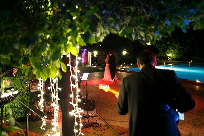Mary & the Best in Town Band // Live Band for your Wedding in Tuscany