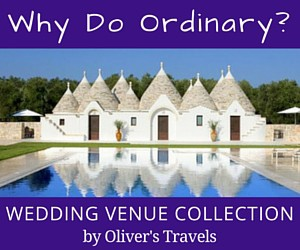 Find a Wedding Venue in Europe with Oliver's Travels