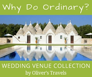 Find a wedding venue with Olivers Travels