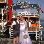 Andrea & Alan // Let's Weddings Turkey by Let's Group