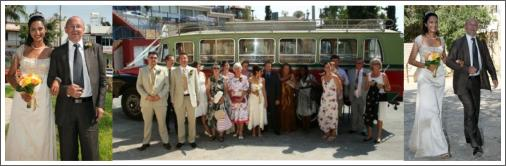 Paphos Real Wedding of Afshan & Guy // Paphos Wedding Belles