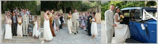 Real Wedding in Paphos of Afshan & Guy // Paphos Wedding Belles