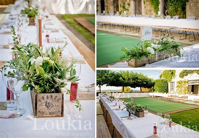 Matt Rebeccas Wedding Cost Budget Tips For A In France