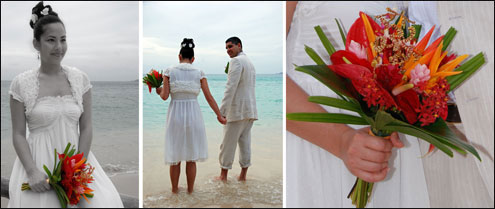 Real Experiences - Wedding in Grenada -Jen & Sal