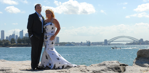 amantha & Keith's Real Wedding in Australia // Wedding Planner Just Get Married Australia // weddingsabroadguide.com