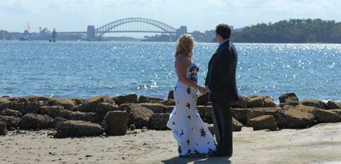 Samantha & Keith's Real Wedding in Australia // Wedding Planner Just Get Married Australia // weddingsabroadguide.com