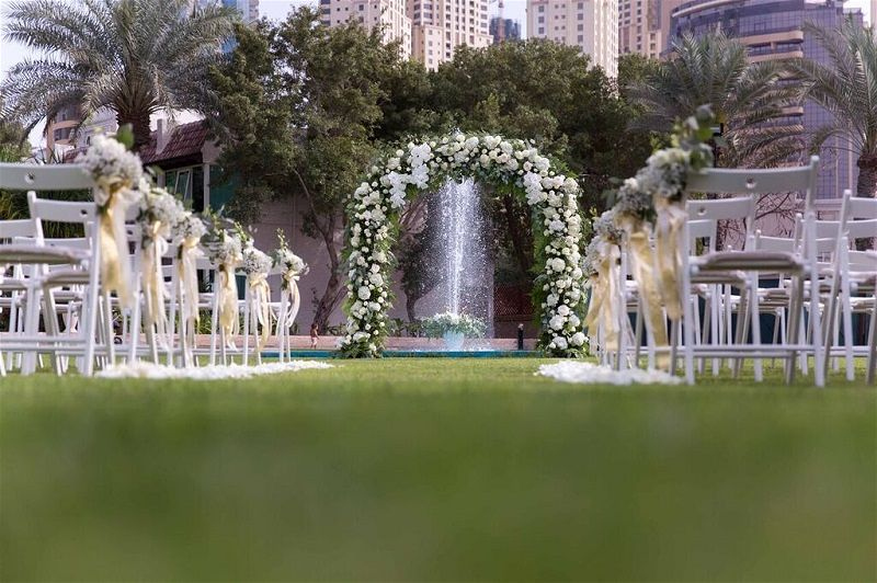 cost of a wedding in dubai weddings abroad guide