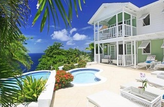 Destination Wedding Guide St Lucia / image via Oliver;s Travels