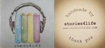 Stories4Life Unique Personalised Audio Gifts - logo