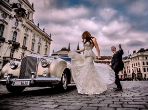 White Prague Wedding Agency