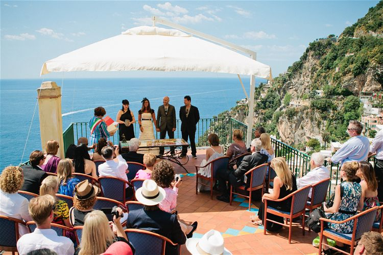 Unique Real Wedding Amalfi Coast Italy Felicity and Trent // Hayden Phoenix Photographer