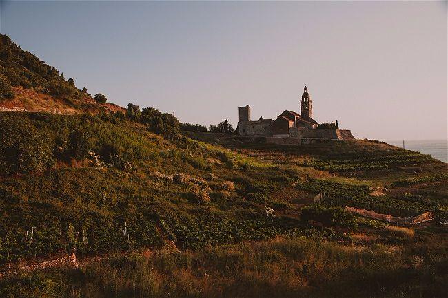 Best Wedding Locations in Croatia 3. Vis // Robert Pljusces Photography
