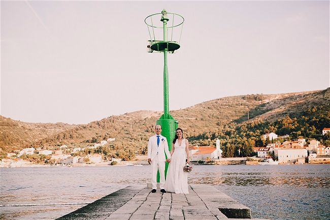 Best Wedding Locations in Croatia 3. Vis // Robert Pljusces Photography