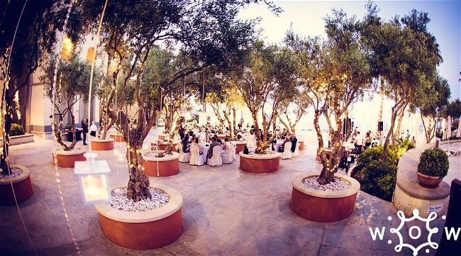 Gezabo Restaurant Hilton Hotel - Our Top Tips for the Best Wedding Venue in Malta. We look at the five best wedding reception venues and tell you why they stand out from the rest. // WedOurWay - idoweddingsmalta.com // WeddingsAbroadGuide.com