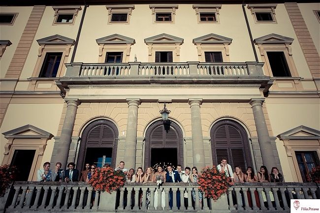 Villa Pitiana Exclusive Wedding Villa in Tuscany