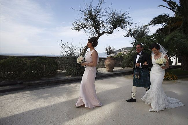 Tips & Advice - Destination Weddings in Sorrento // Accent Events Wedding Planners Italy // Gianni Coppola Photography